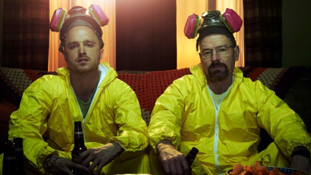 Se breaking Bad i aften med Unblock-us